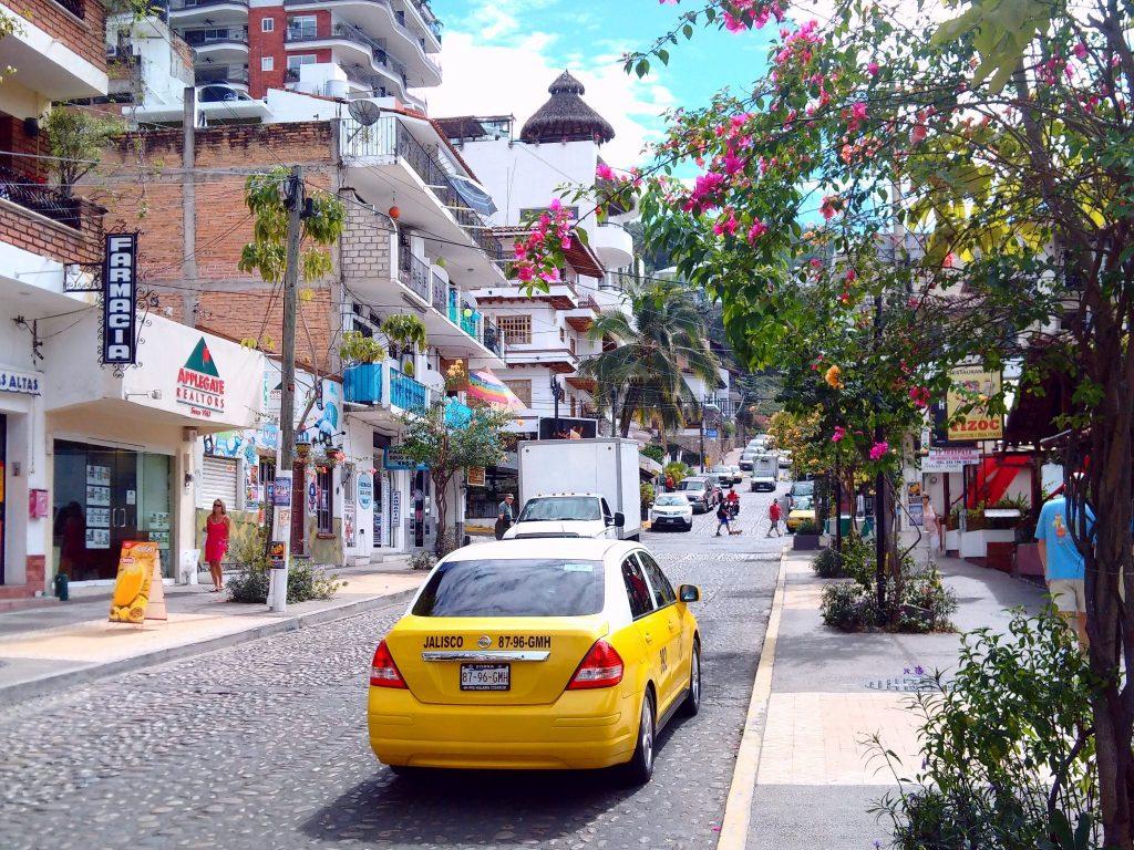Taxistas de Puerto Vallarta