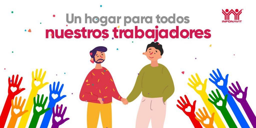 Infonavit refrenda su compromiso con la diversidad sexual